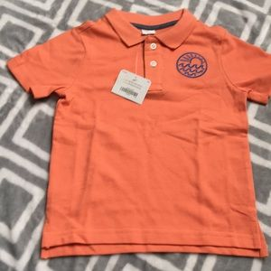 Orange Gymboree Polo 👕
